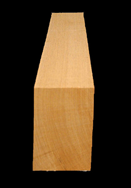 Mahogany 2-1/2x3-1/2x26 Archtop/Electric Neck Blank