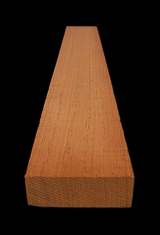 Mahogany 1 x 3 Quartersawn Neck Blanks