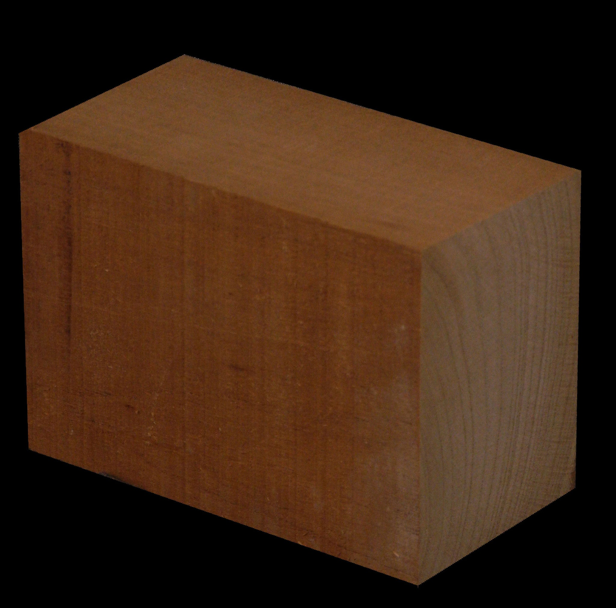 Spanish Cedar Heel Block