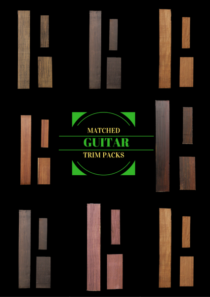 2nd Grade Guitar Trim Pack