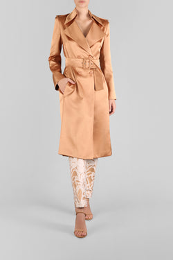 MANHATTAN TRENCH COAT