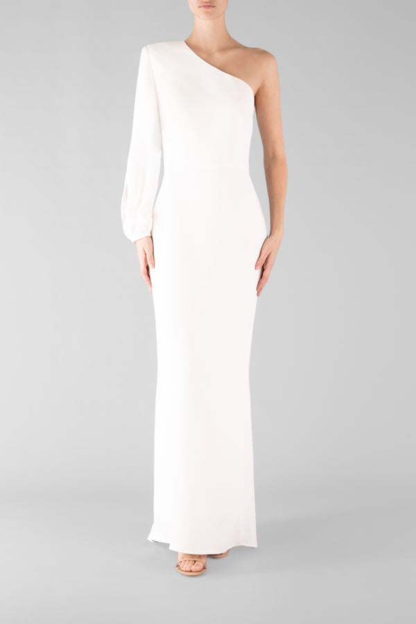 THAT SPECIAL DAY ASYMMETRIC GOWN