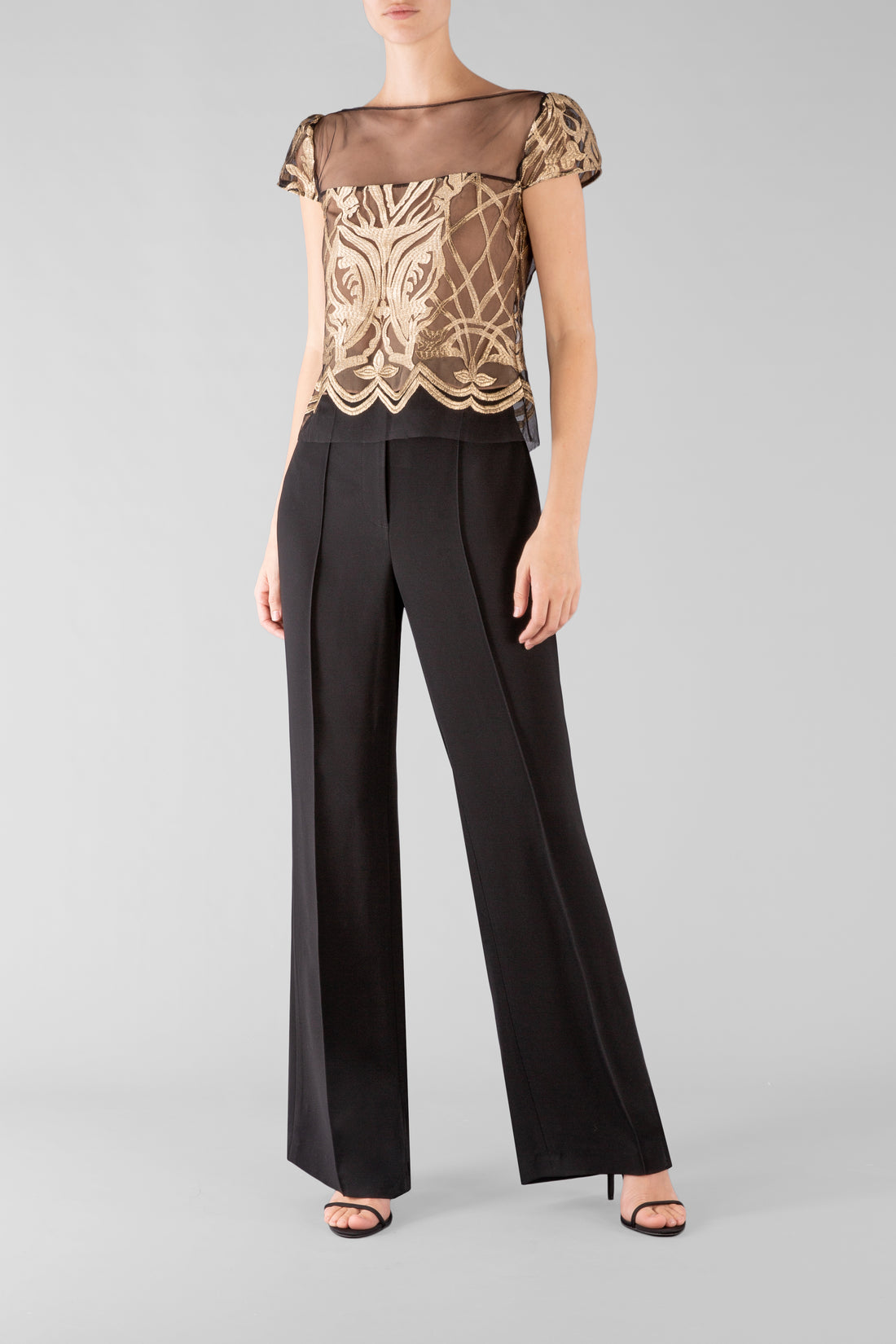 THE WIDE LEG AND WONDERFUL PANT