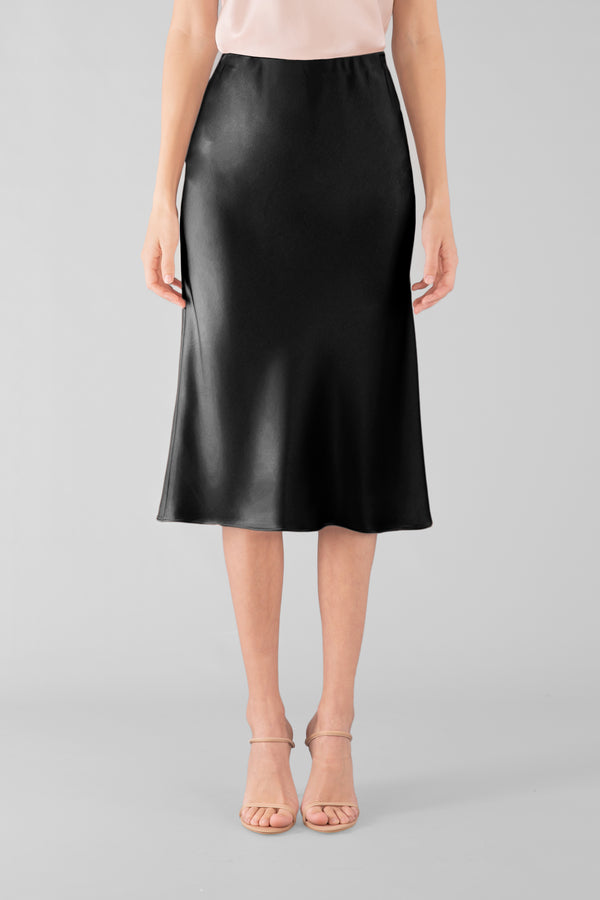 MADISON AVENUE BIAS SKIRT