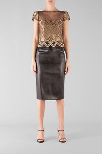ROCK CHIC SKIRT