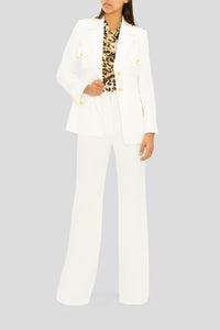 THE WHITE SAFARI JACKET