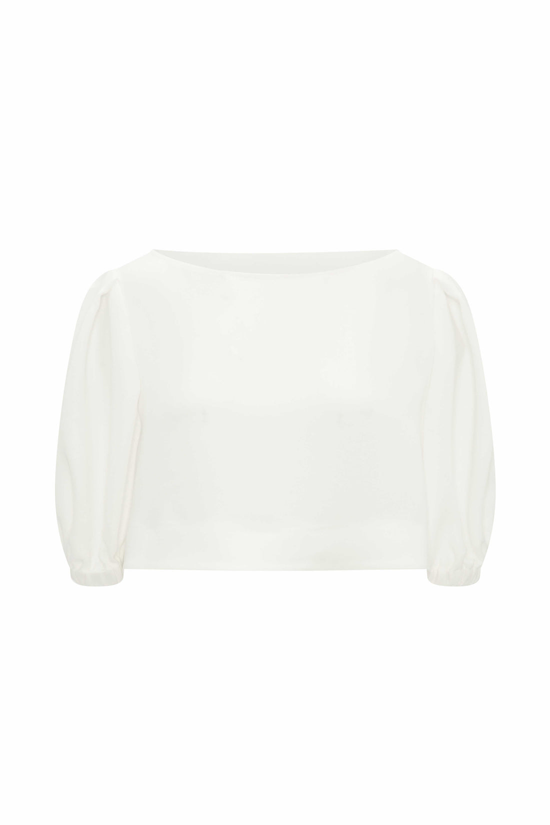 WHITE GIGI TOP