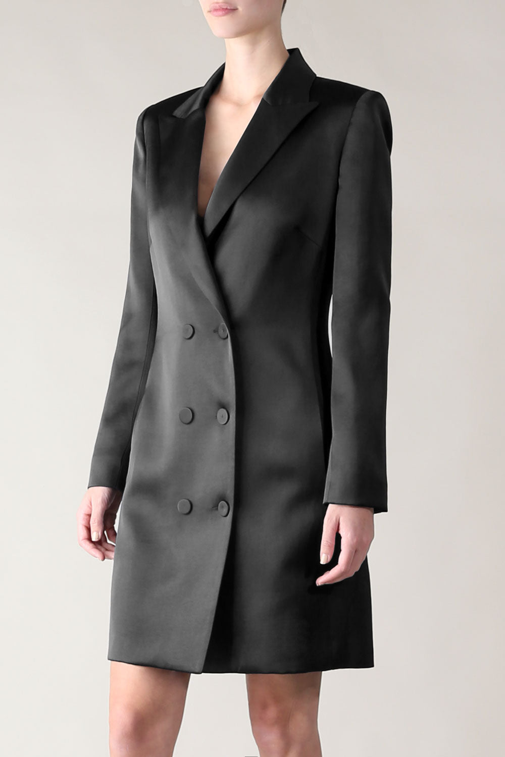 NIGHT AT THE OPERA TUX COAT DRESS