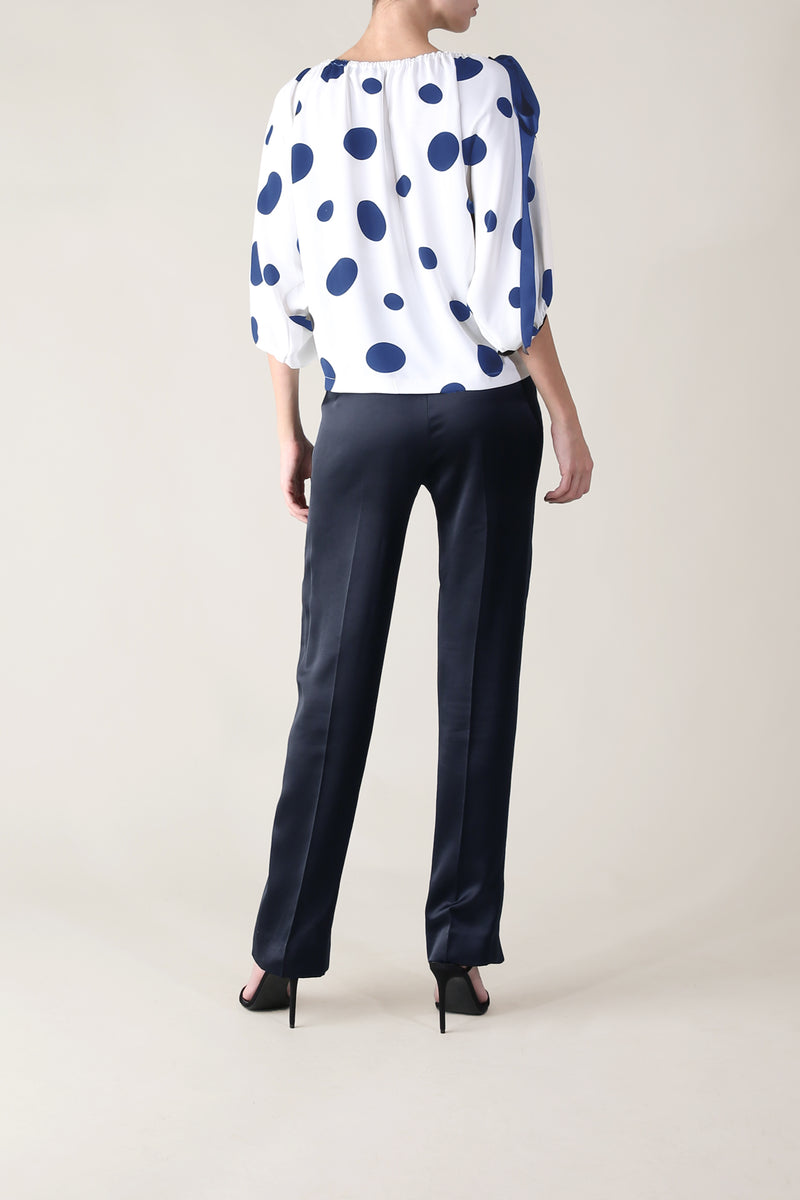 SPOT ON CHIC BLOUSON TOP