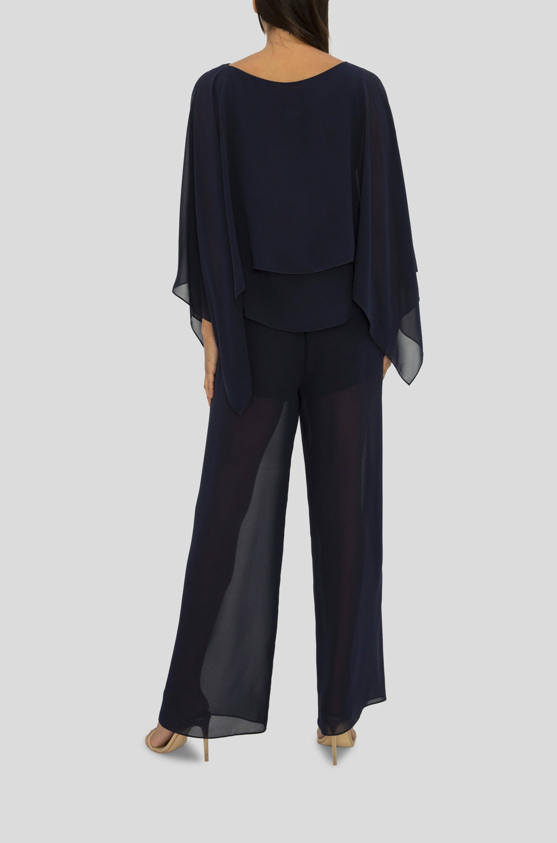 NAVY WHIMSICAL PANT