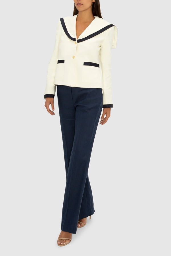 THE NAVY NAUTICAL PANT