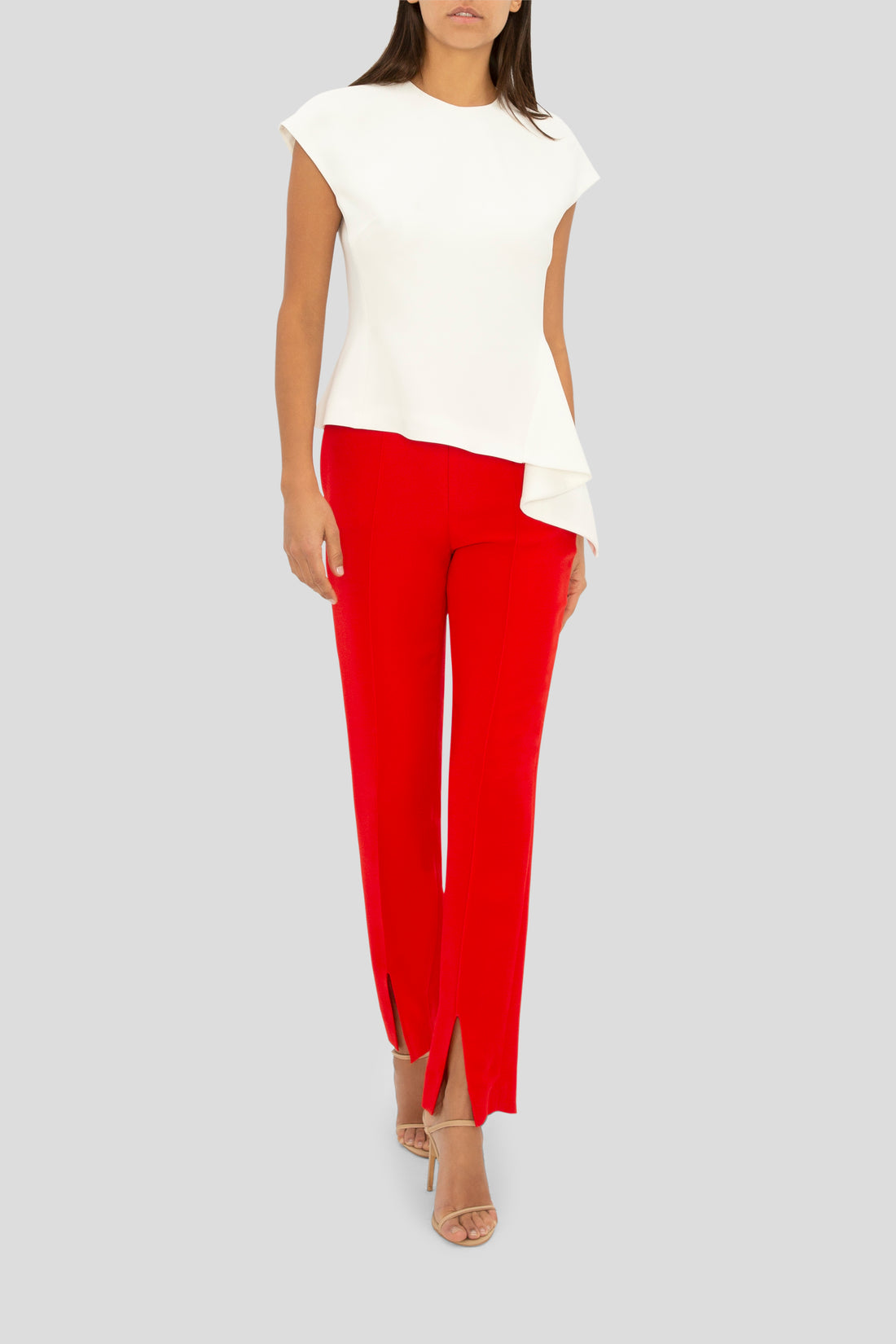 THE RED SLIM PANT