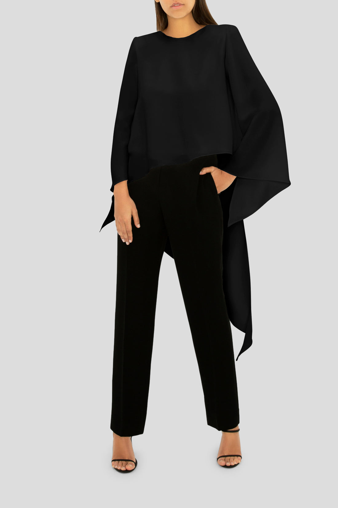 THE BLACK DESIRE SLIM PANT