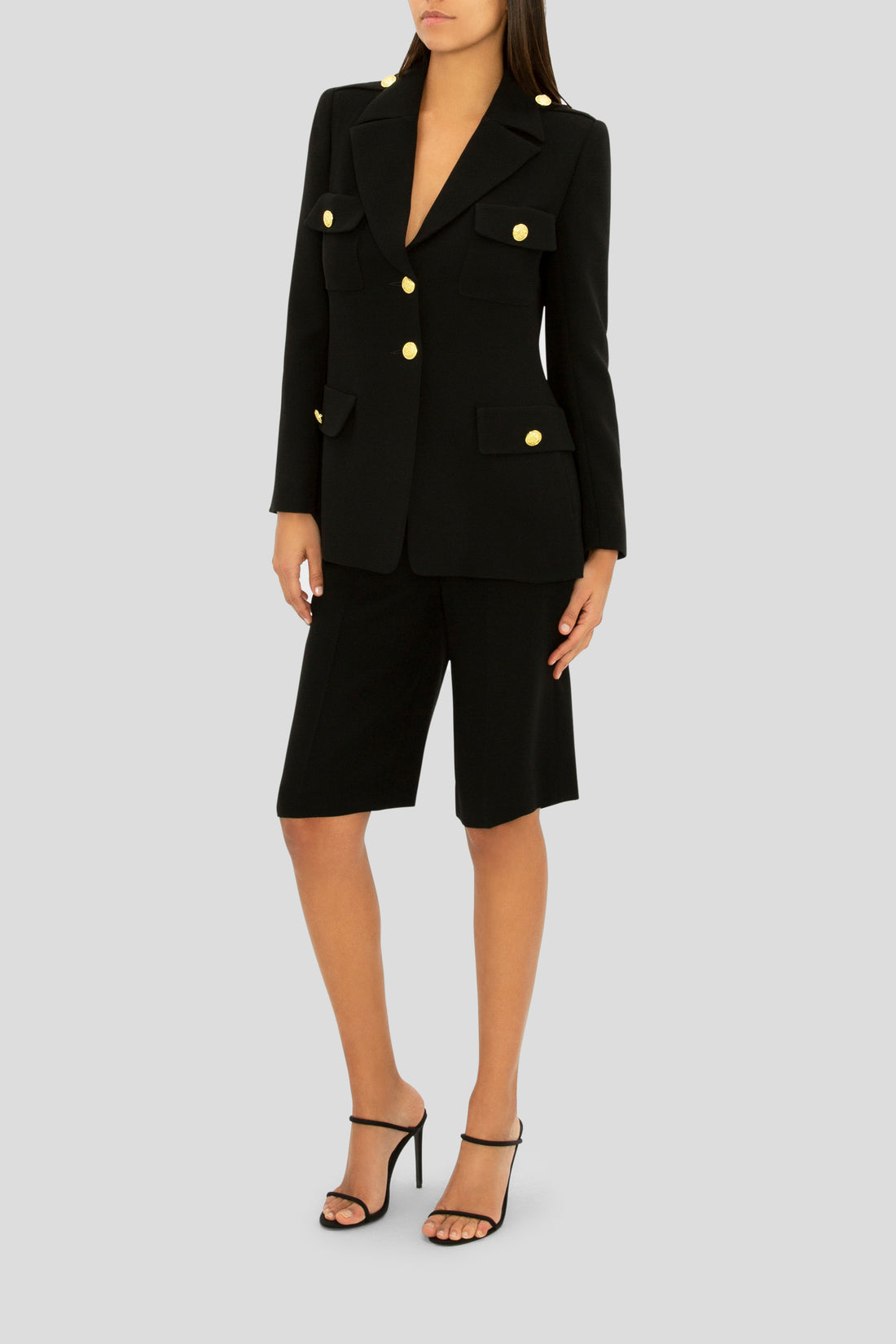 THE BLACK SAFARI JACKET
