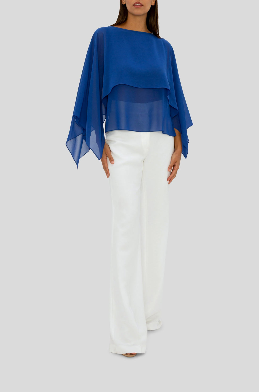 THE COBALT WHIMSICAL TOP