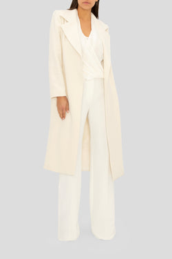 THE CREAM CLASSIC BEAUTY COAT