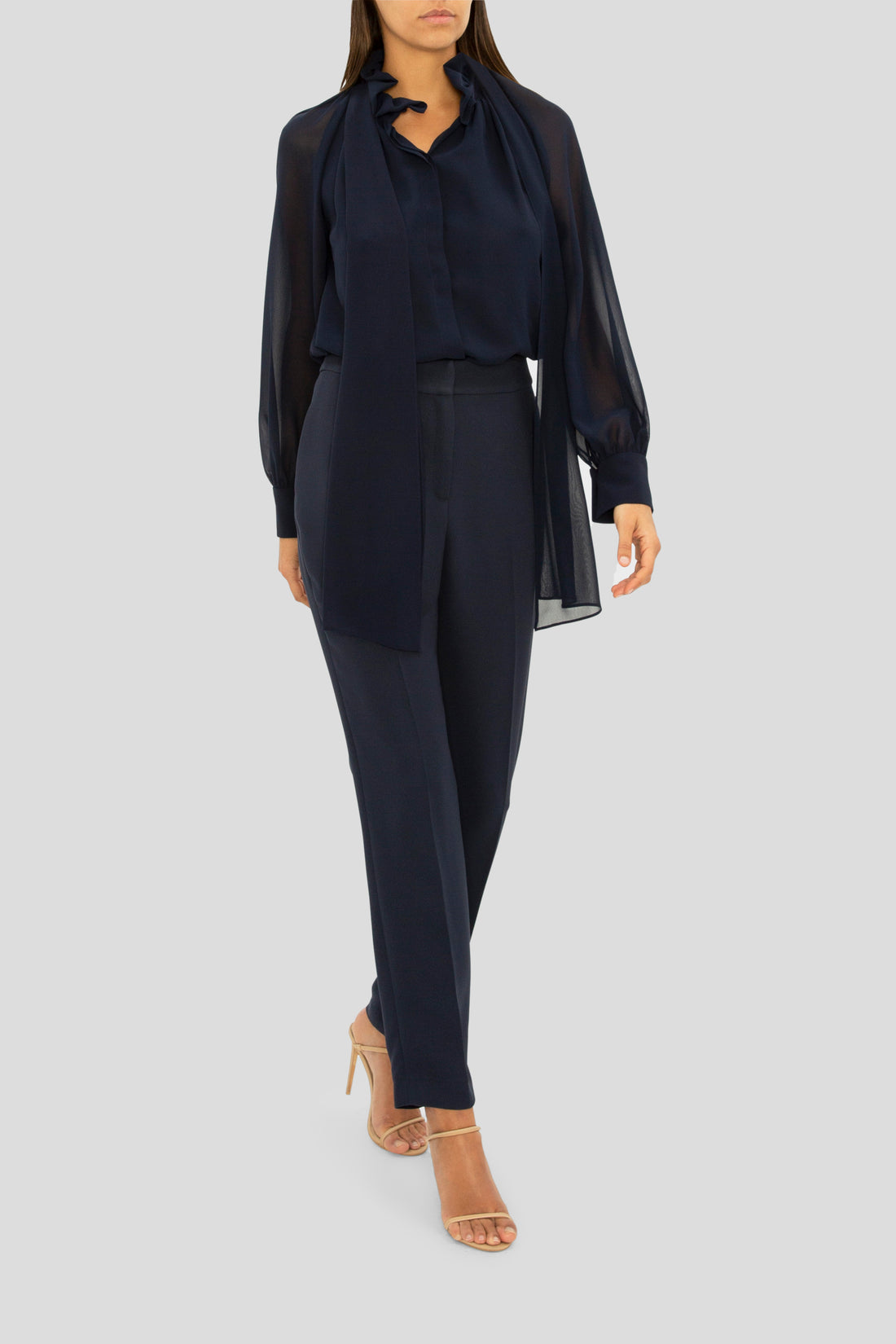 THE NAVY SO CHIC SHIRT