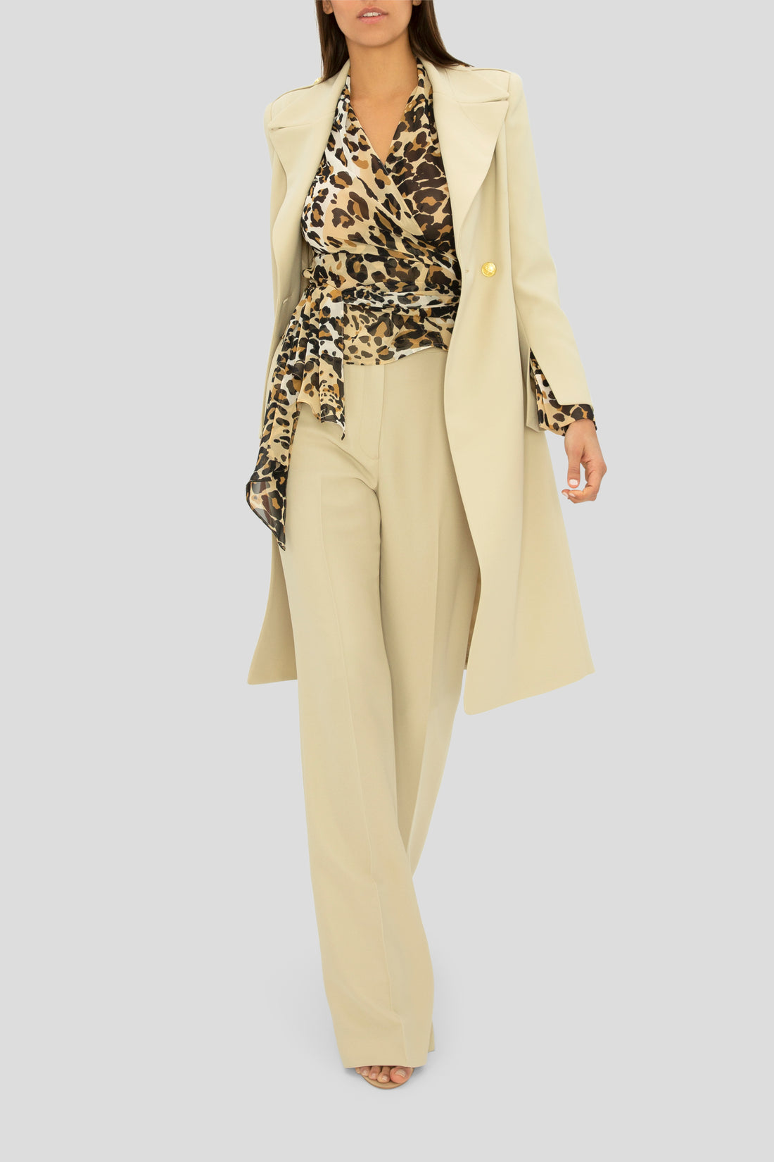 THE SAHARA SANDS COAT