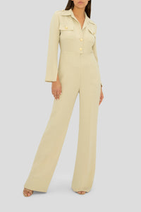 THE SAHARA SANDS SAFARI JUMPSUIT