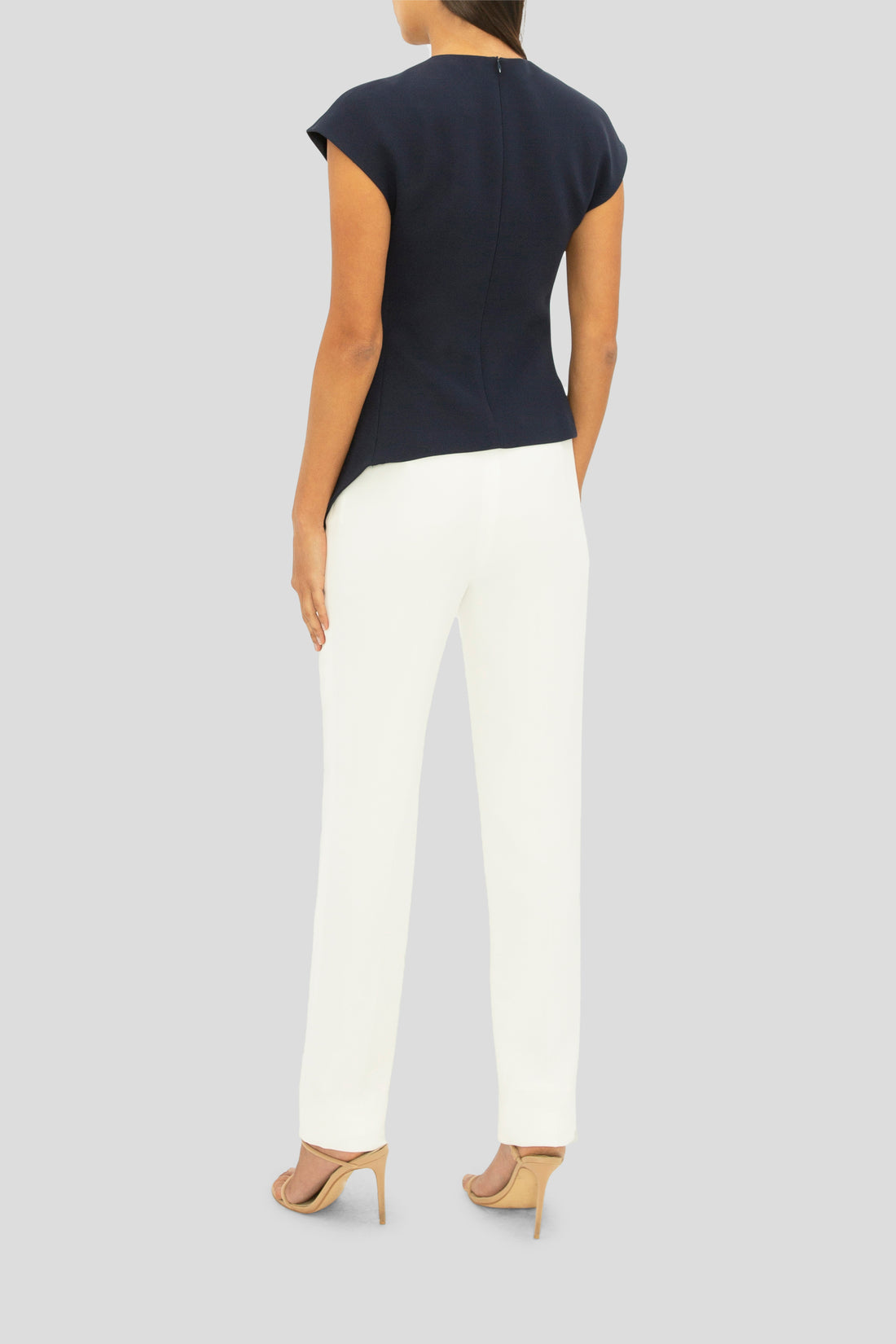 THE WHITE DESIRE SLIM PANT
