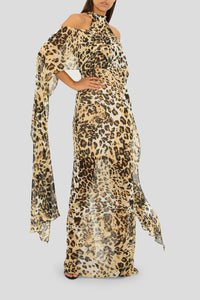THE WILD FOR YOU GODDESS GOWN