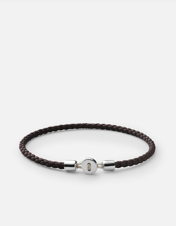 Miansai Nexus Leather Bracelet