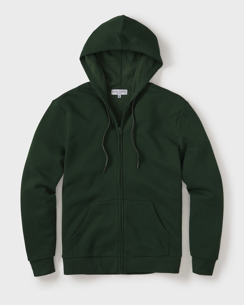 Eco Friendly Full-Zip Hoodie
