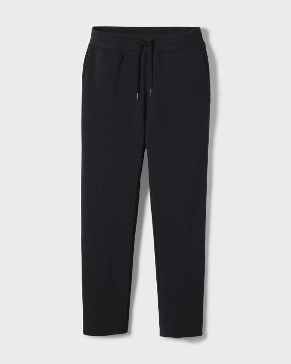 Open-Hemmed Eco Fleece Jogger