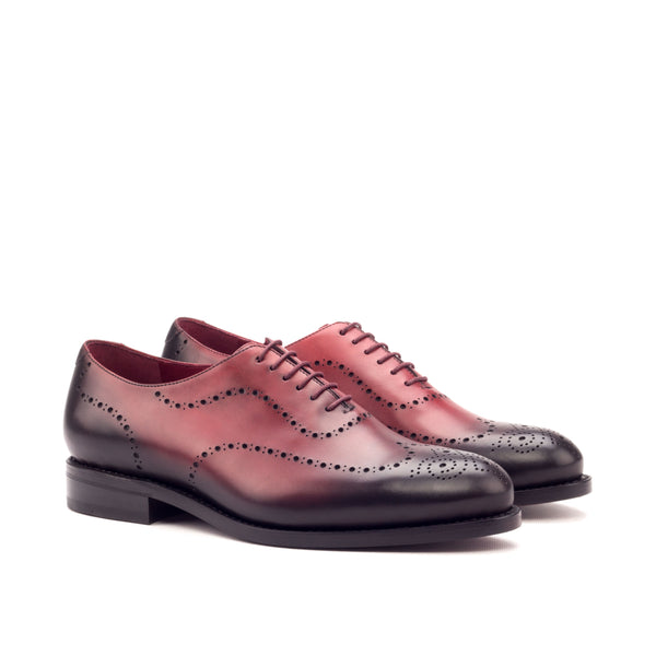 Customizable Whole Cut Oxford Shoe