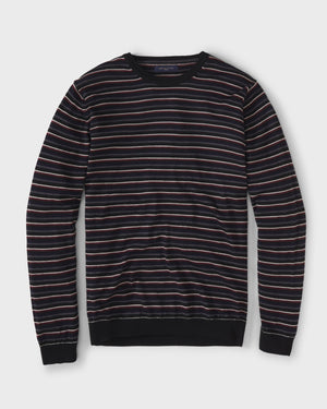Load image into Gallery viewer, Multi-Striped Pullover By Daniele Fiesoli