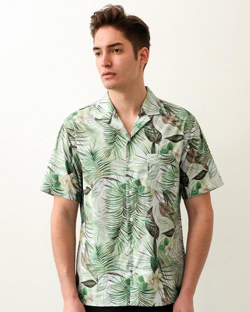 Tropical Hawaii Shirt