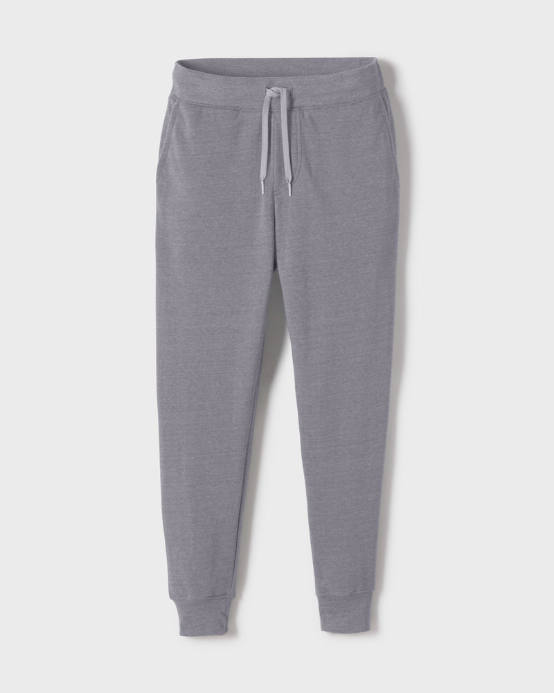 Close-Hemmed Eco Drawstring Jogger