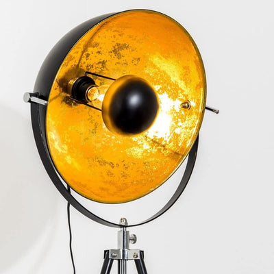 Lampadaire Cinema Industriel Moon XL