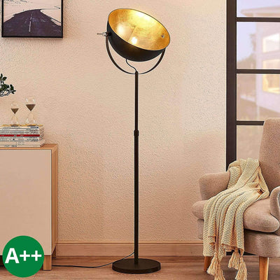 Lampadaire Salon Industriel Loft XL