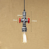 Suspension Industrielle Robinet Double