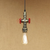 Suspension Industrielle Robinet Double Bronze