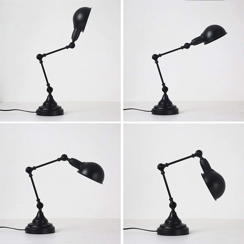 Lampe de Bureau Industrielle Metal Version 2