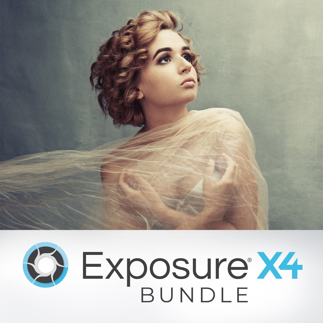 Exposure X4 Bundle Upgrade