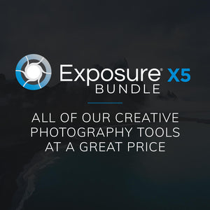 Exposure X5 Bundle Upgrade