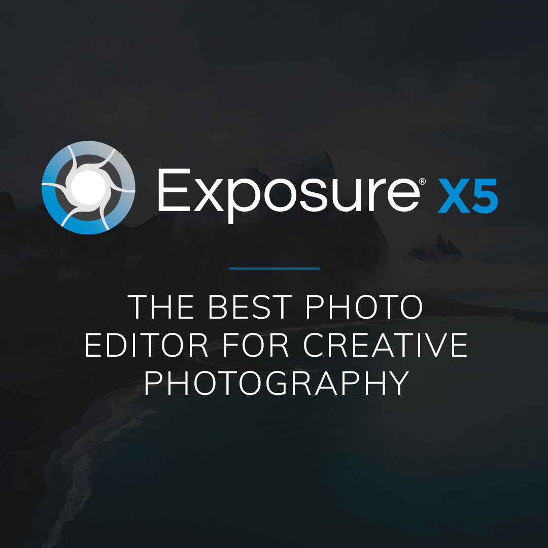 Exposure X5 Upgrade