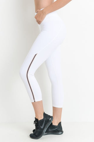 NFD White Leggings