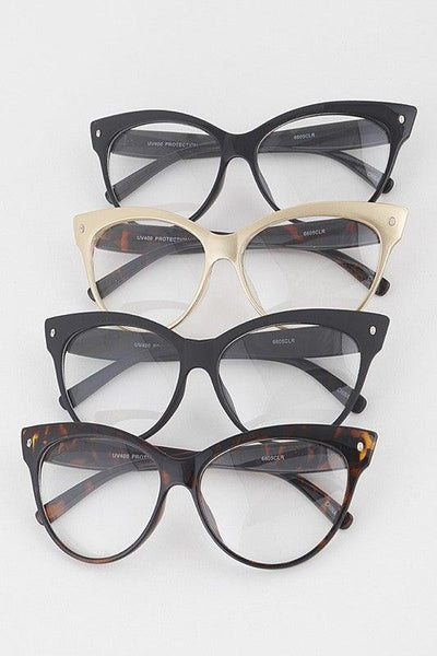 Cat Eye Reading Glasses - No Fashion Deadlines
