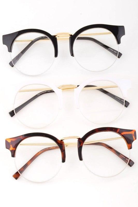 Nerd Clear Glasses - No Fashion Deadlines