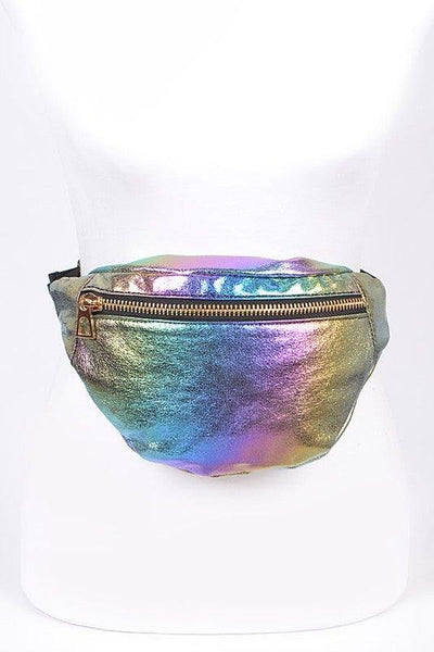 Holographic Fashion Fanny Pack