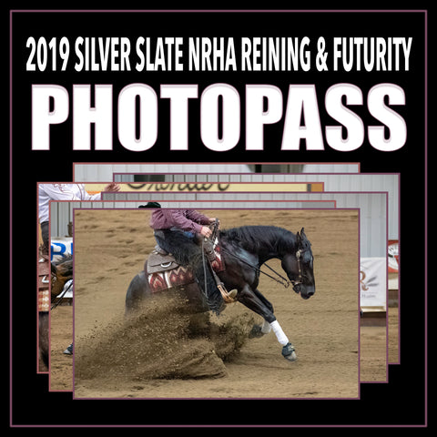2019 Silver Slate Fall Futurity | Photo Pass