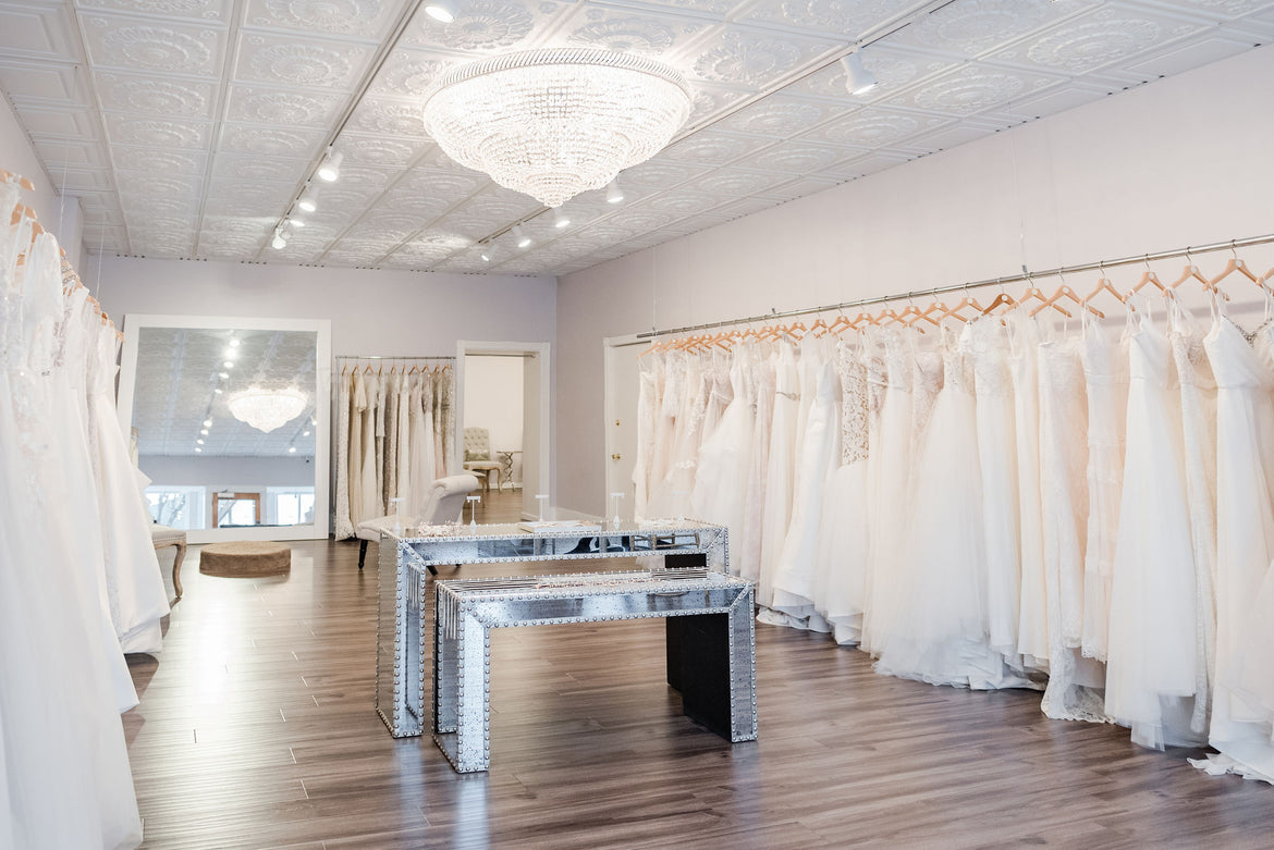 Cincinnati Bridal Boutique – Luxe Redux Bridal
