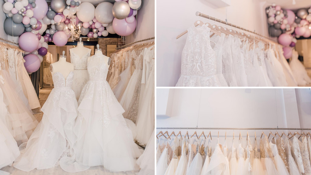 Hayley Paige Wedding Dresses on Sale!