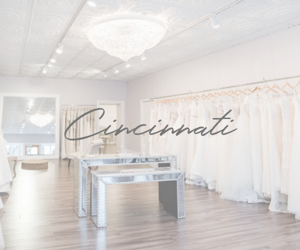 Cincinnati Bridal Shop