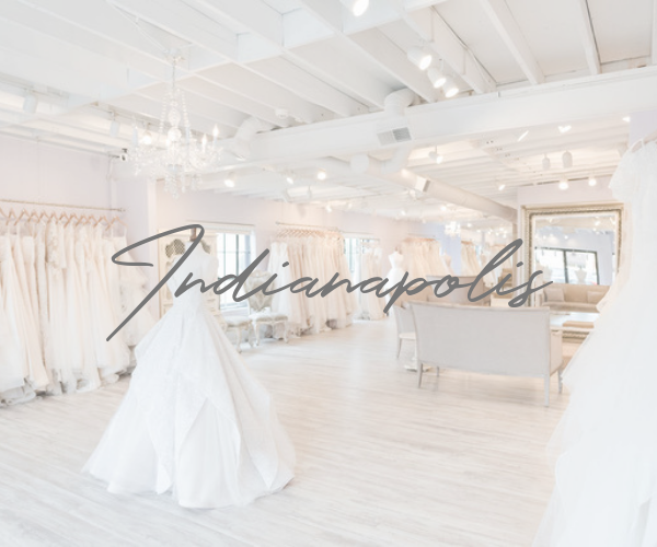 Indianapolis Bridal Shop