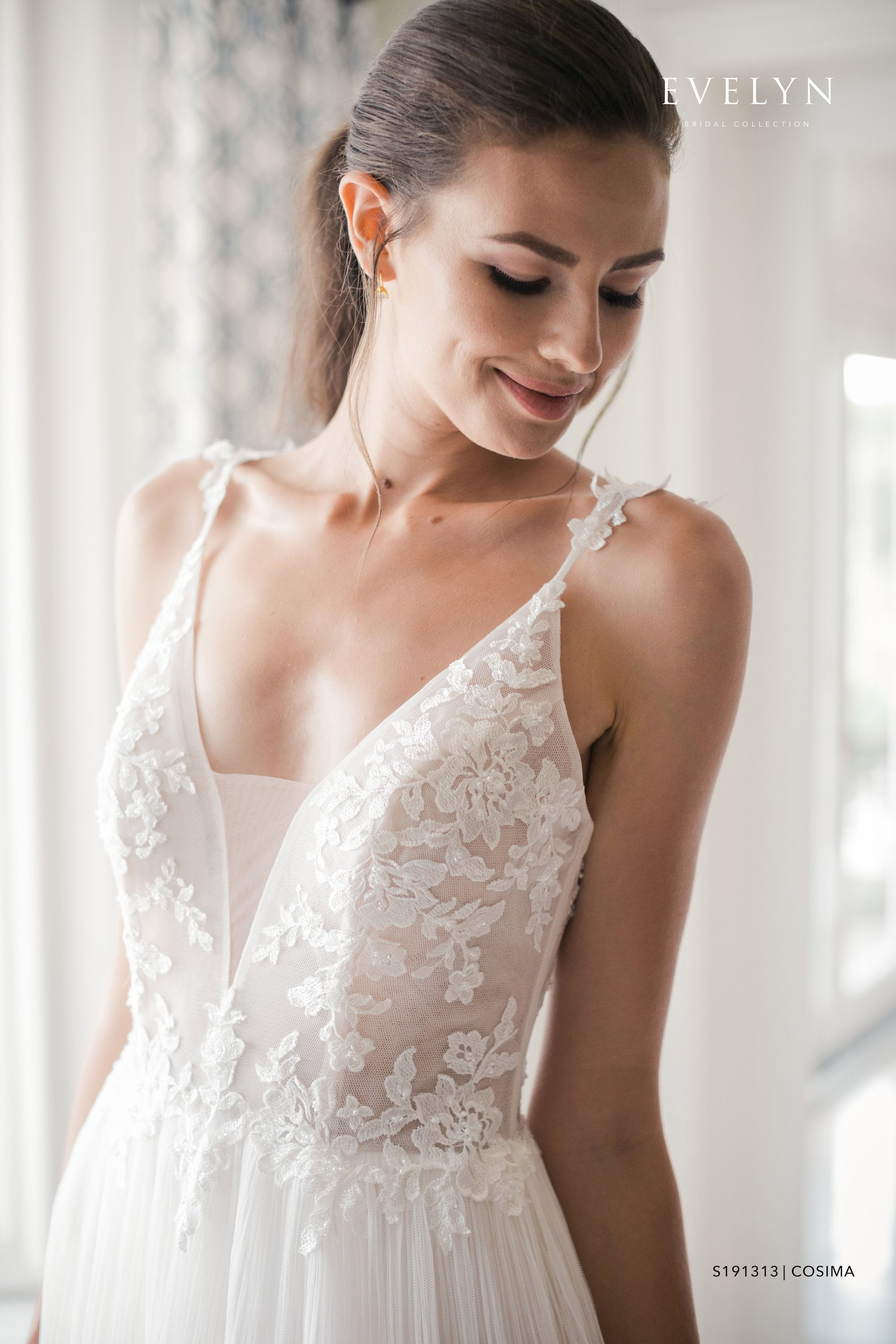 Evelyn Bridal Cosima